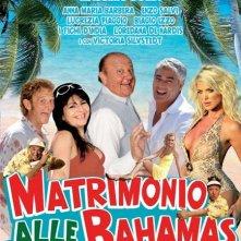 La locandina del film Matrimonio alle Bahamas