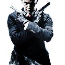 Timothy Olyphant in un'immagine promo del film Hitman