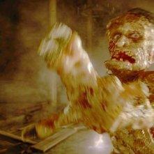 Una delle creature del film La leggenda di Beowulf