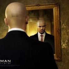 Wallpaper del film Hitman - L'assassino con T. Olyphant