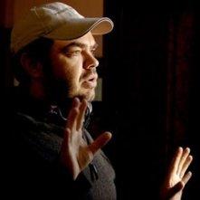 Xavier Gens sul set del film Hitman