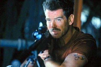 Pierce Brosnan in una immagine di The Matador