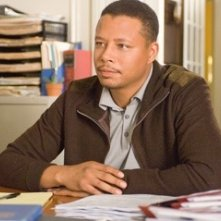 Terrence Howard in una sequenza di August Rush