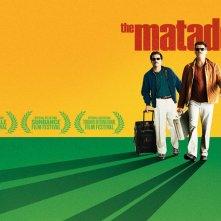 Wallpaper del film The Matador