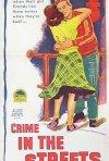 La locandina di Delitto nella strada