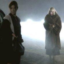 Laura Morante e Rita Tushingham in una sequenza del film Il nascondiglio