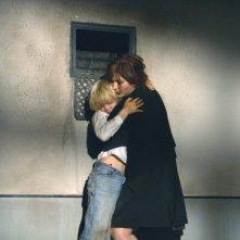 Laura Morante in una scena del film Il nascondiglio