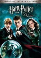 La copertina DVD di Harry Potter e l'Ordine della Fenice - Edizione speciale