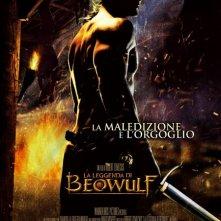 La locandina italiana di La leggenda di Beowulf
