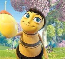 Il simpatico protagonista di Bee Movie