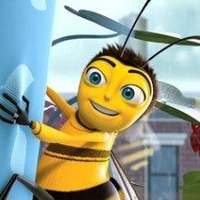 Un'immagine di Bee Movie, diretto da Steve Hickner e Simon J. Smith