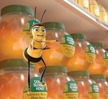 Un'immagine di Bee Movie