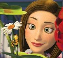 scena del film Bee Movie