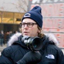 David Dobkin sul set del film Fred Claus - Un fratello sotto l'albero