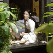 La Mezzogiorno in una scena de L'amore ai tempi del colera