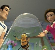 Un'immagine di Bee Movie, di Steve Hickner e Simon J. Smith
