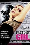 La locandina italiana di Factory Girl