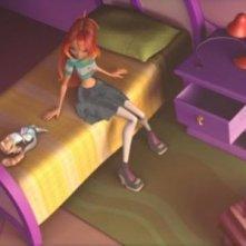 Un'immagine del film Winx - Il segreto del regno perduto