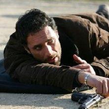 Raoul Bova in una scena di Milano-Palermo: il ritorno