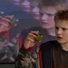 Alexander Ludwig in una sequenza del film Il risveglio delle tenebre, del 2007