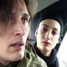 Francesca Inaudi in una scena del film Gli arcangeli
