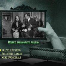 La schermata di dettaglio di un episodio del DVD 'La Famiglia Addams - Volume 3'