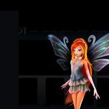 Un wallpaper del film Winx Club - Il segreto del Regno Perduto
