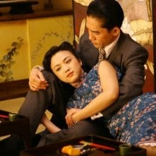 Tony Leung e la fascinosa Wei Tang in Lust, Caution