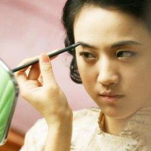Un'immagine del film Lussuria - Seduzione e tradimento di Wong Kar-wai