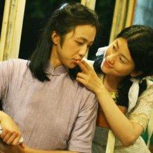 scena del film Lussuria, diretto da Wong Kar-Wai