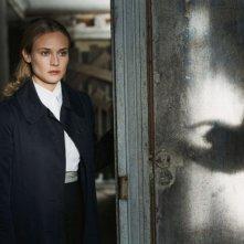 una splendida Diane Kruger in una scena di Triplice Inganno