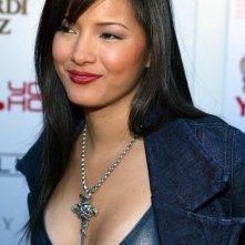 l'attrice Kelly Hu