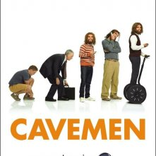La locandina di Cavemen