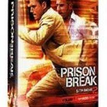 La copertina DVD di Prison Break - Stagione 2 (Vol. 1)
