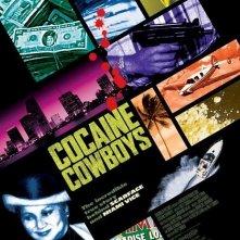 La locandina di Cocaine Cowboys