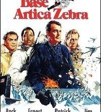 La locandina di Base Artica Zebra
