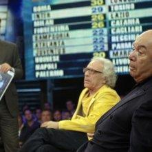 Lino Banfi e Giampiero Mughini ne L'allenatore nel pallone 2 (2007)