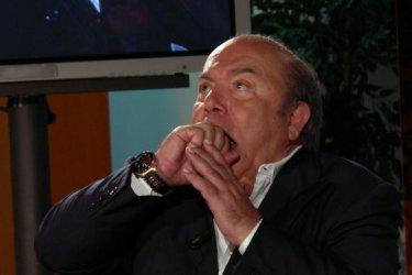 Lino Banfi  in una scena del film L'allenatore nel pallone 2 (2007)