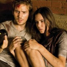 Michael Stahl-David in una scena del 'catastrofico' Cloverfield