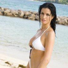 Una sexy Laura Torrisi in Una moglie bellissima.