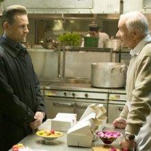 Viggo Mortensen e Armin Mueller-Stahl in una scena de La promessa dell'assassino
