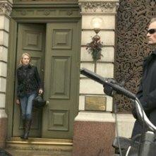 Viggo Mortensen e Naomi Watts in una scena de La promessa dell'assassino