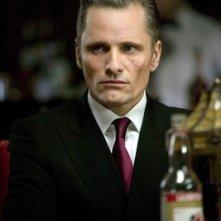 Viggo Mortensen in una scena de La promessa dell'assassino