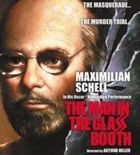 La locandina di The Man in the Glass Booth