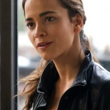 Alice Braga in una scena di I Am Legend