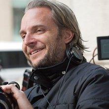 Francis Lawrence sul set di Io sono leggenda