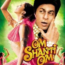 La locandina di Om Shanti Om
