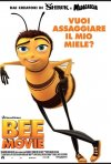 La locandina italiana di Bee Movie
