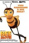 La locandina italiana di Bee Movie