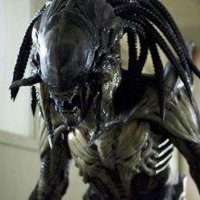 Victoria Bidewell in una scena del film Alien vs. Predator 2